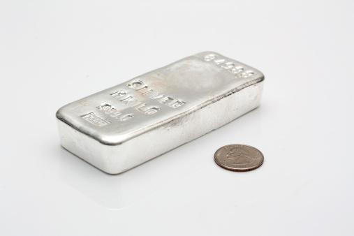 Zelf beleggen in zilver trackers