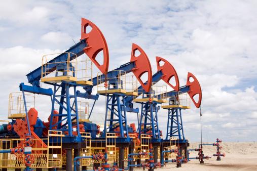 Voorbeeld beleggen in olie