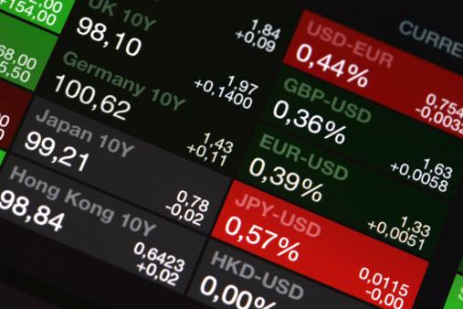 Shorting i valutahandel