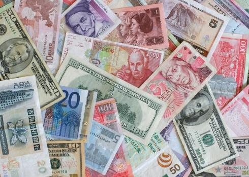 Zweepslagen in forex valuta handel