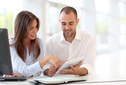 Online aandelen kopen: voorbeeld winst met beleggen